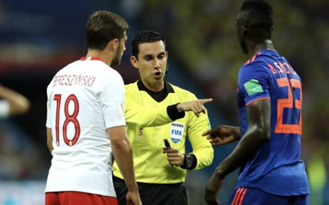 Árbitro César Ramos pitará duelo Uruguay vs Portugal - Foto de Getty Images