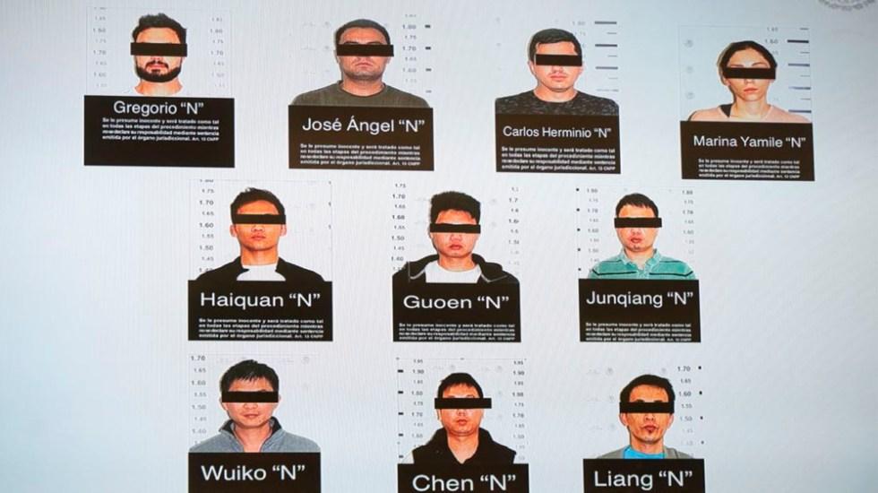 Cae banda de lavado de dinero ligada al CJNG - Foto de Milenio