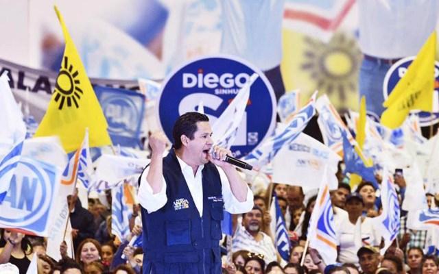 Diego Sinhué, próximo gobernador de Guanajuato - Foto de Diego Sinhué