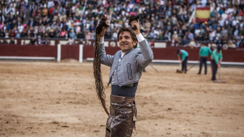 Diego Ventura hace historia con cinco orejas y un rabo en Las Ventas - Foto de Las Ventas