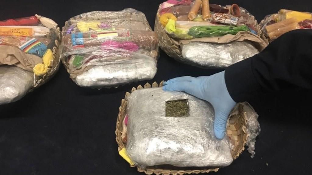Encuentran mariguana en dulces típicos - Foto de Quadratín