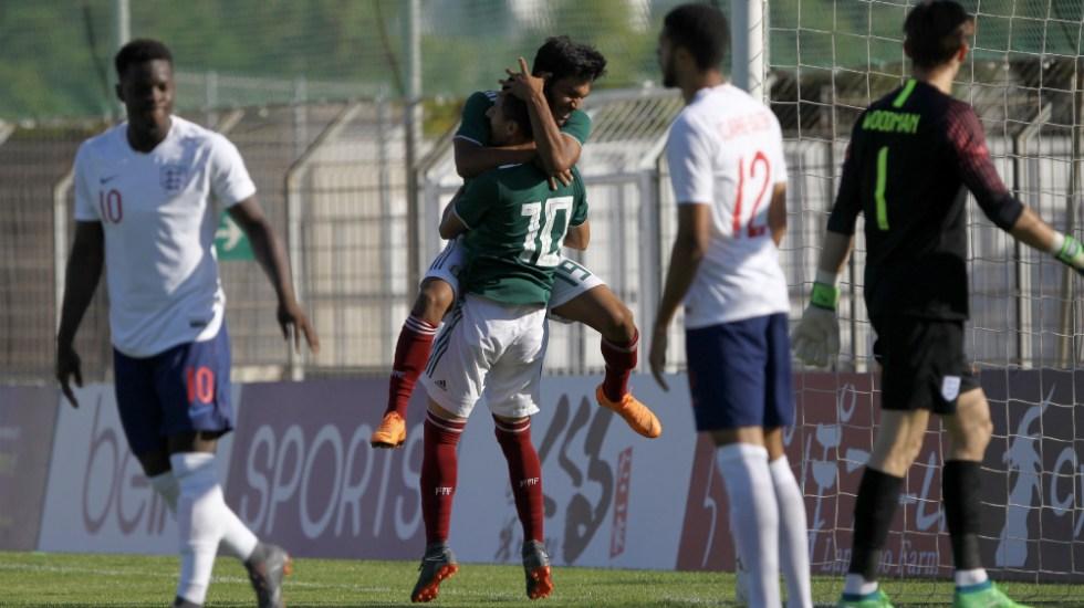 Cuatro mexicanos se encuentran en el once ideal de Toulon 2018 - Foto de MemoPhoto