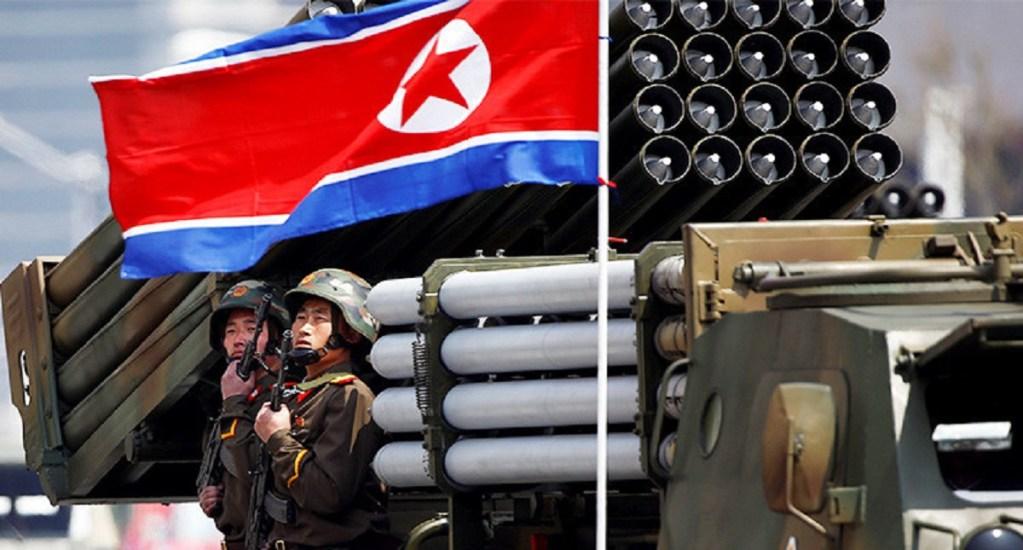 Informe de la ONU revela que Corea del Norte continúa con programas nucleares - Foto de internet