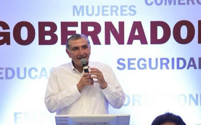 Adán Augusto López, próximo gobernador de Tabasco - Foto de Adán Augusto López