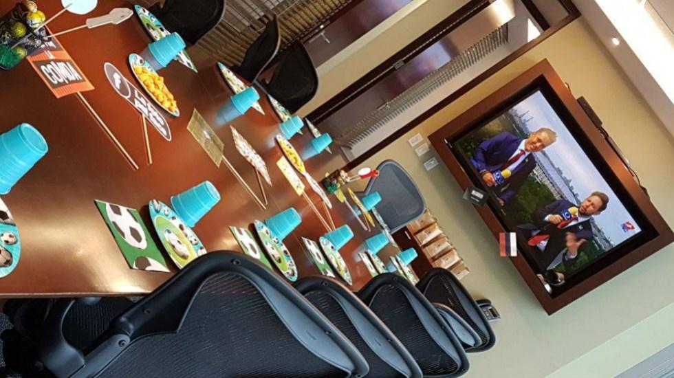Permitir a empleados ver el Mundial aumenta productividad - Foto de Regus