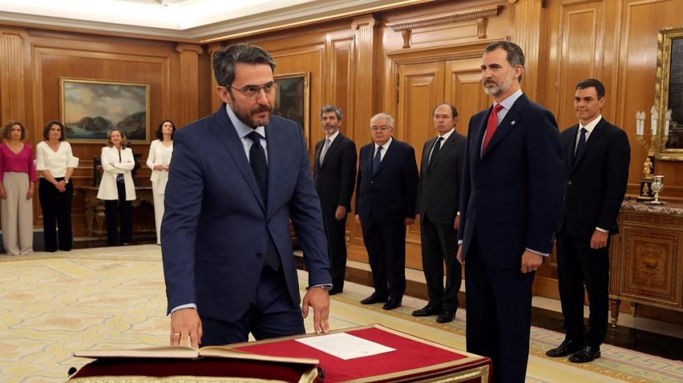 "España designa como ministro de Deporte a un hombre que ""lo odia"" - Foto de Reuters"
