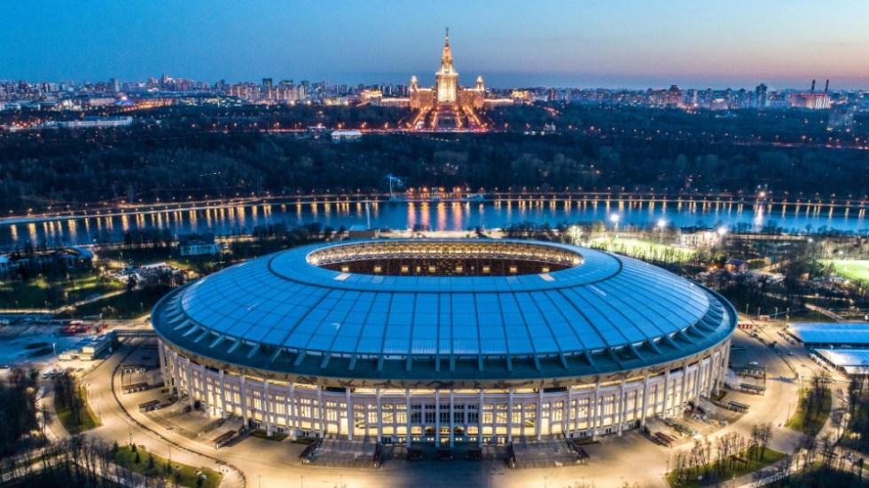 ¿Dónde puedes ver la inauguración del Mundial de Rusia 2018? - Foto de AFP