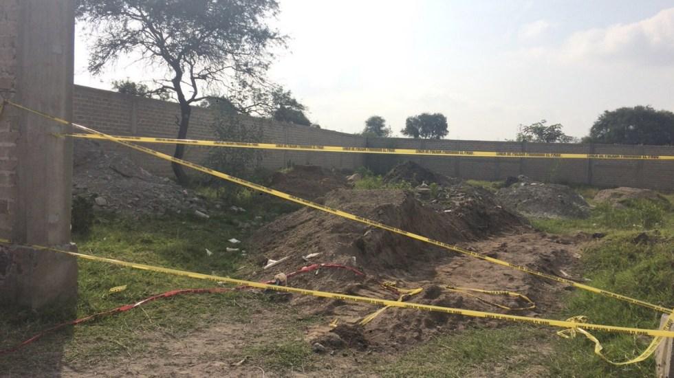 Hallan ocho cadáveres en fosa clandestina en el Salto, Jalisco - Foto de Notisistema