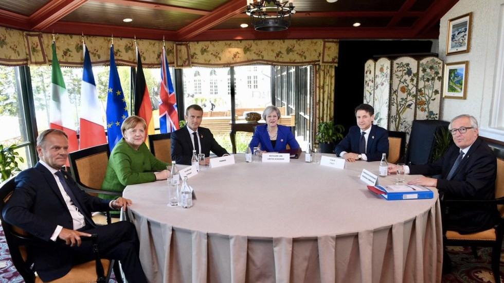 Arranca cumbre del G-7 en clima de guerra comercial - Foto de @g7