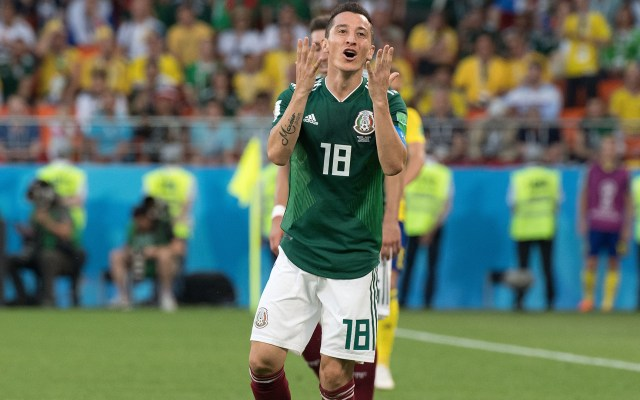 Guardado advierte sobre exageraciones de Neymar - Foto de Mexsport