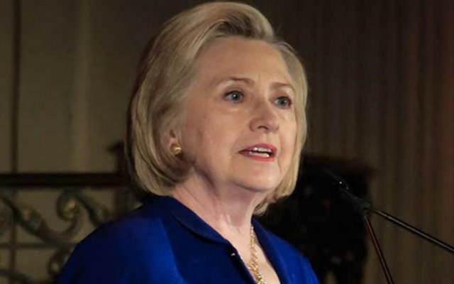 China hackeó correos de Hillary Clinton: Trump - Foto de AP