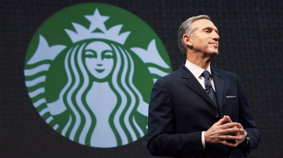 Howard Schultz dejará presidencia de Starbucks, apunta a la política - Foto de internet
