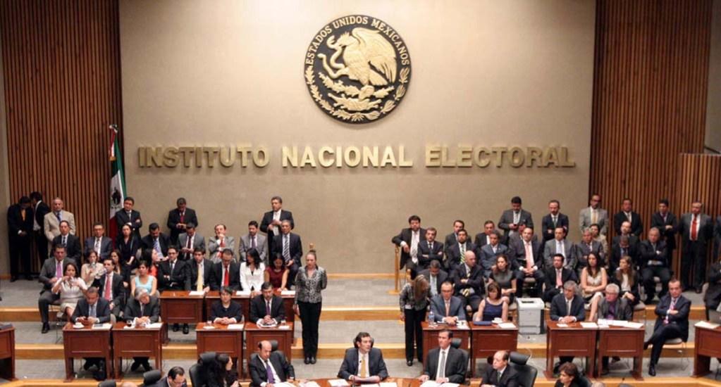 INE multa a partidos por afiliaciones indebidas