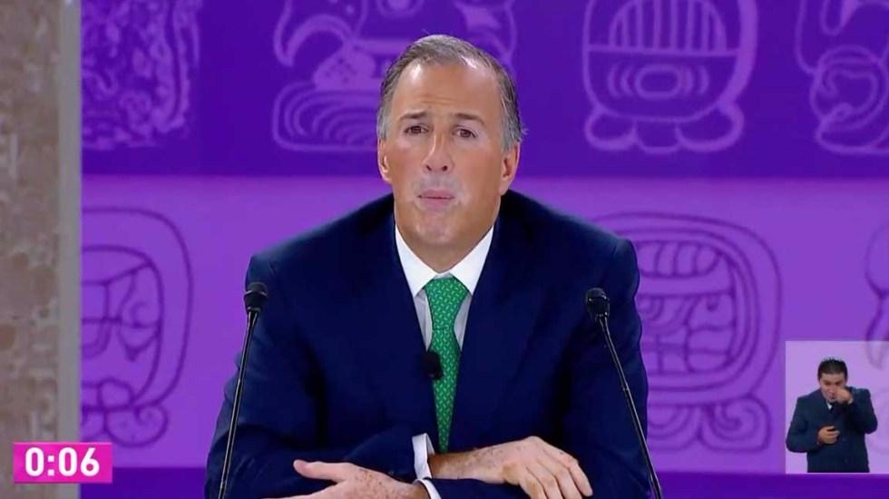 Ganamos el tercer debate con las mejores propuestas: Meade - José Antonio Meade. Captura de Pantalla.