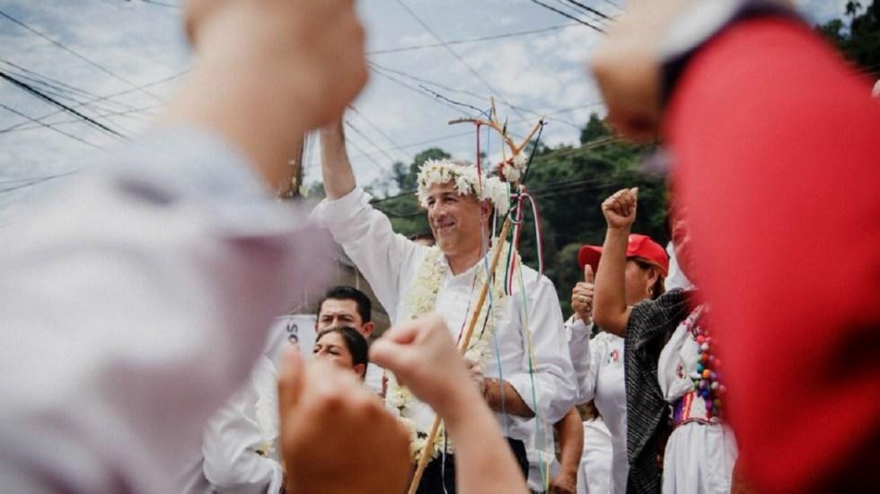 Meade visualiza construir un México unido y ganador - Foto de @JoseAMeadeK