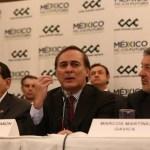Juan Pablo Castañón, líder del CCE. Foto de Milenio