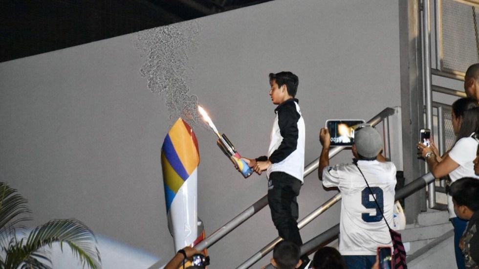 Muere estudiante hidalguense en juegos deportivos en Tepic - Foto de Conade