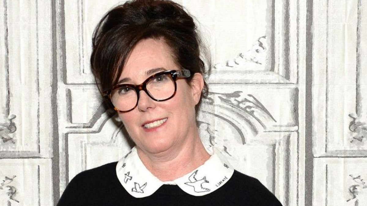 Hallaron muerta a la diseñadora Kate Spade