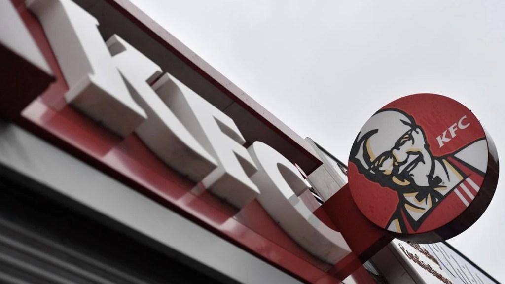 KFC prepara menú vegetariano - Foto de Internet