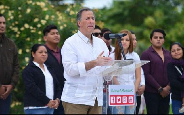 La elección se gana con propuestas y haciendo campaña: Meade
