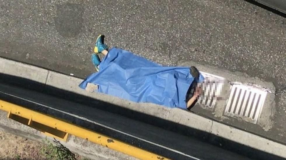Presunto ladrón muere al huir tras asaltar a automovilista - Foto de Quadratín