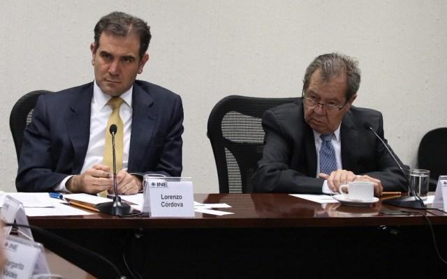 Córdova llama a las autoridades a garantizar la paz el 1 de julio - Foto de @lorenzocordovav