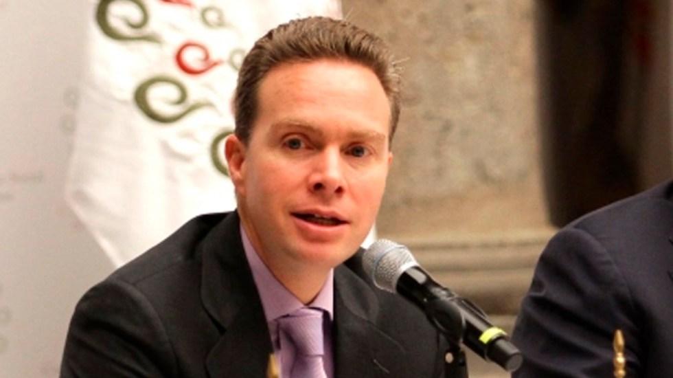 PVEM postula a Manuel Velasco para el Senado