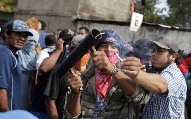 En Nicaragua, seis muertos y 30 heridos por enfrentamientos en Masaya - Foto de Reuters