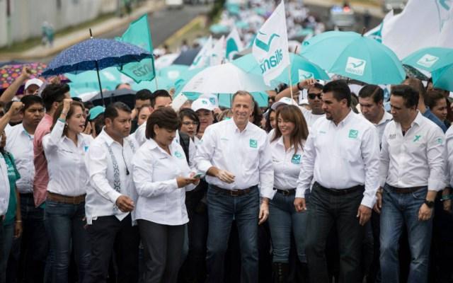 Maestros mexicanos serán los mejor pagados de Latinoamérica: Meade - Foto de José Antonio Meade