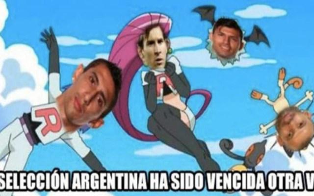Los memes del Argentina vs. Croacia - Foto de Internet