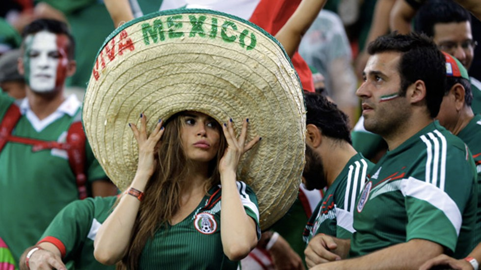 Sí, a las mujeres les gusta el futbol - Foto de internet