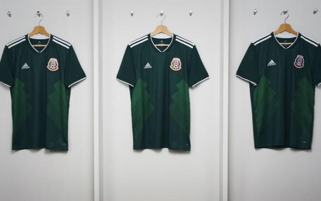 Es playera del Tricolor la más vendida en los EE.UU. - Foto de Adidas