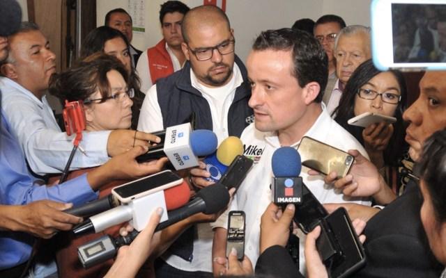 Mikel Arriola asegura que video de Anaya afectará a Barrales