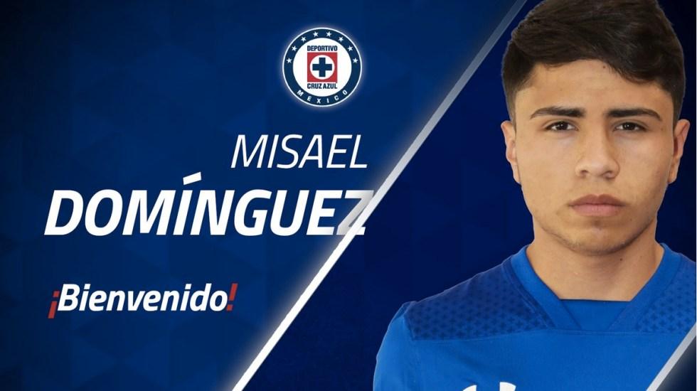 Cruz Azul da la bienvenida a Misael Domínguez y Antonio Sánchez - Foto de @Cruz_Azul_FC