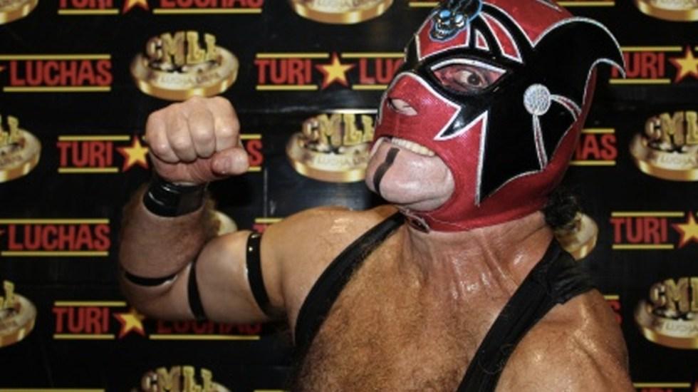 Muere el luchador Arkángel - Foto de Internet