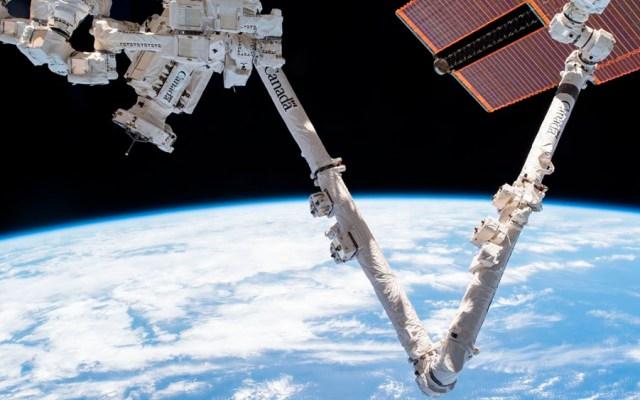 NASA lanza misión para eliminar basura espacial - Foto de NASA