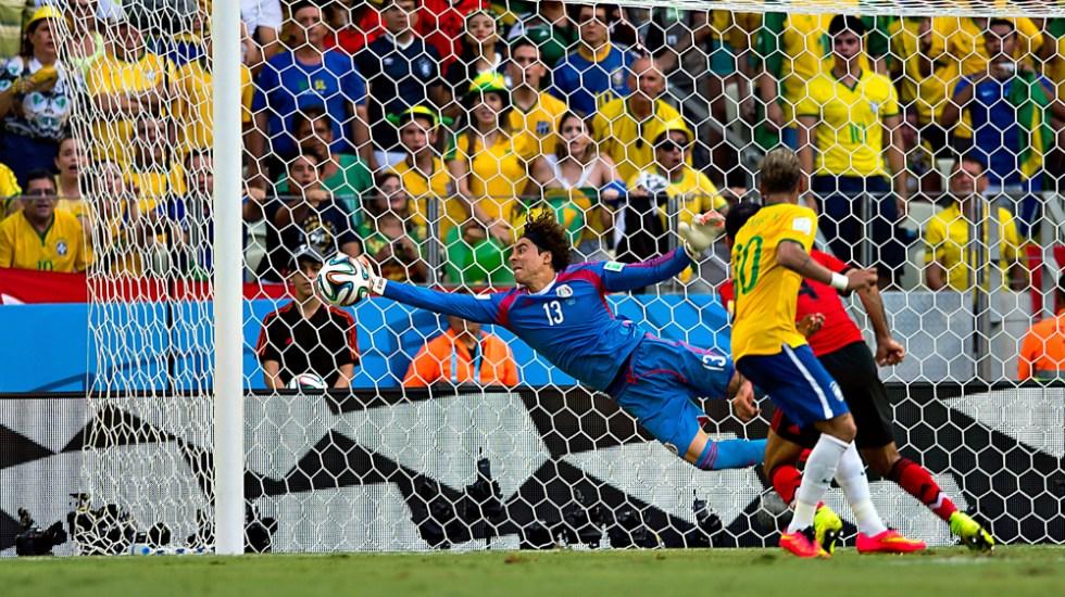 """México a hacer válida expresión """"no hay quinto malo"""" ante Brasil - Foto de Mexsport"""
