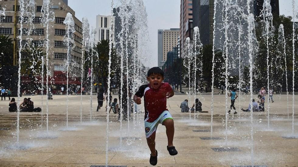 Onda de calor dejará derrama económica de 260 mdp en la Ciudad de México - Foto de CNN