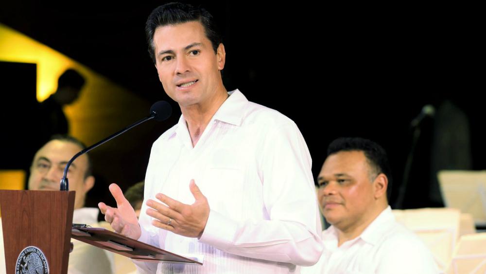 Comicios del domingo serán una fiesta cívica y democrática: EPN - Foto de Enrique Peña Nieto