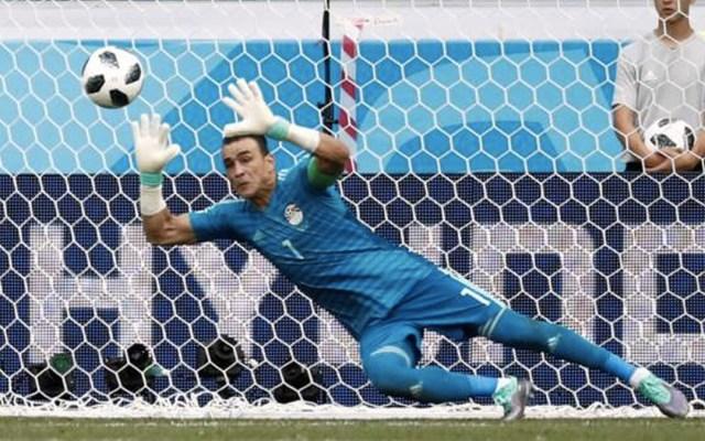 Portero egipcio se convierte en el jugador más longevo en un Mundial - Foto de Getty