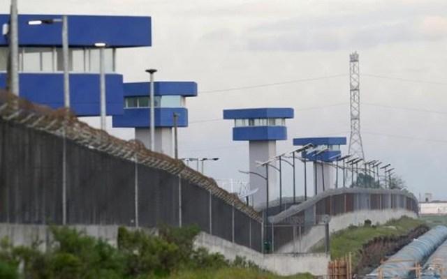 PGR sentencia a secuestrador tras 14 años de detenido - Penal del Altiplano. Foto de Reuters
