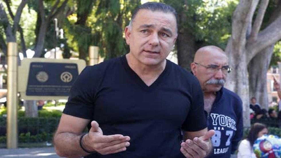 PGR acusa a ex precandidato independiente por amenazas de muerte - Carlos Mimenza. Foto de internet