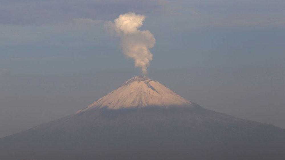Estaciones de monitoreo del Popocatépetl son obsoletas: Cenapred - Foto de Cuartoscuro