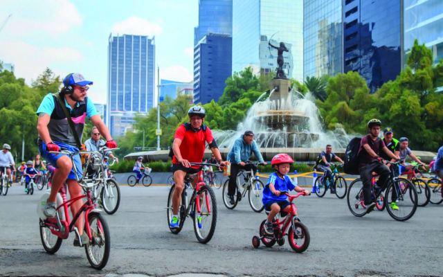 Sedema confirma que habrá paseo ciclista el 1 de julio