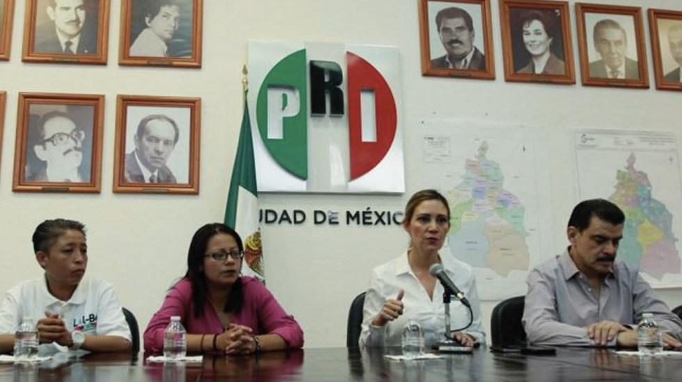 Denuncian agresiones contra candidata del PRI en Iztapalapa - Foto de Quadratín