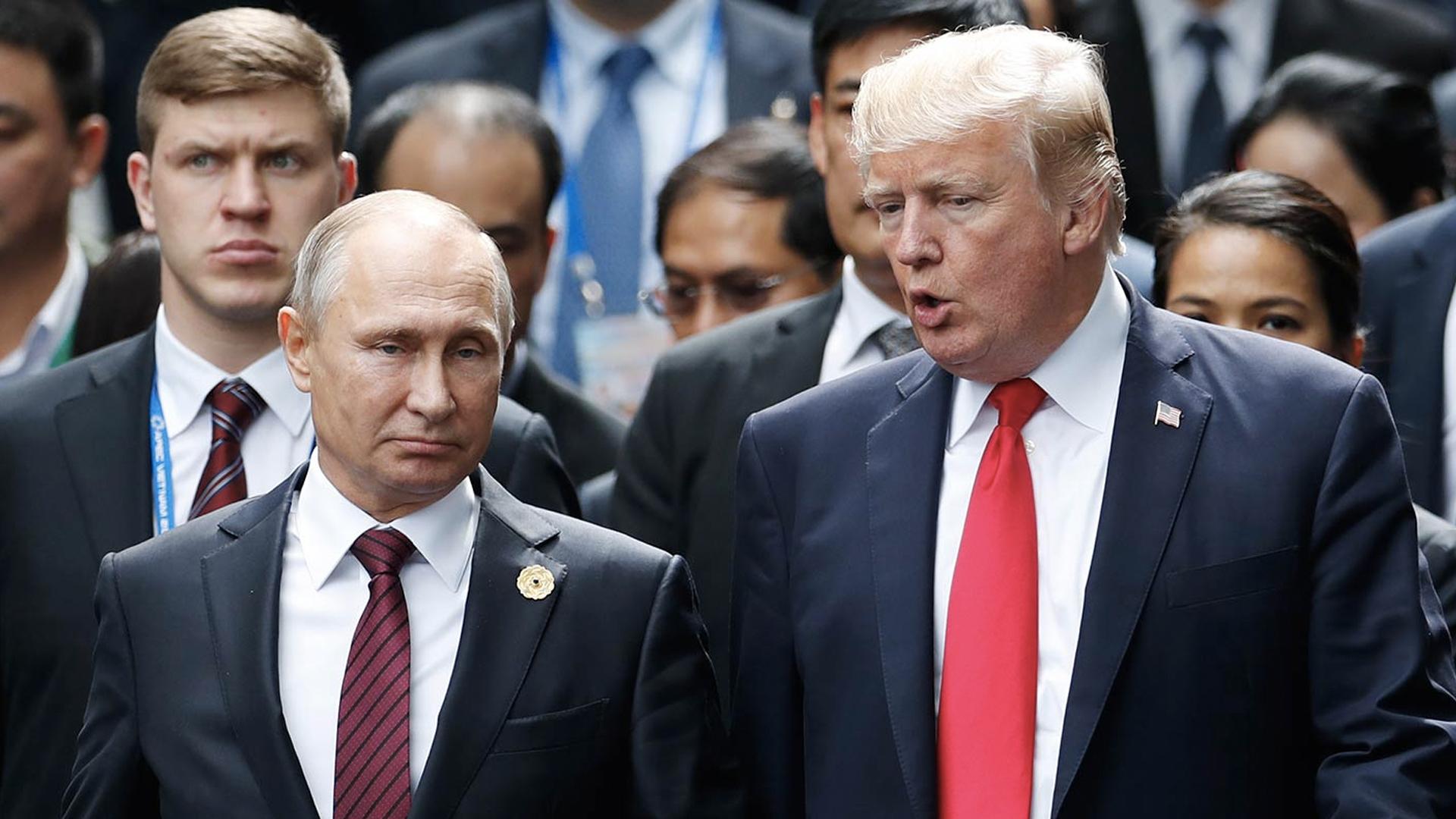 Putin recibe a asesor de Trump; preparan cumbre