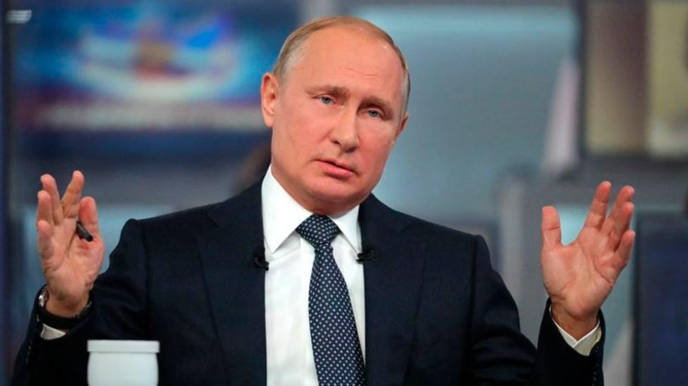 Una tercera Guerra Mundial acabaría con la civilización: Putin - Foto de AP
