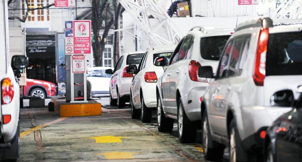Continúan las fallas en verificentros de la Ciudad de México - verificación vehicular