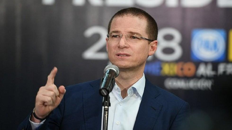 INE rechaza queja de Grupo Riobóo en contra Ricardo Anaya - Foto de internet