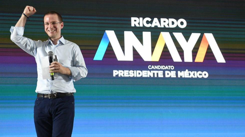 TEPJF sanciona a PGR por afectar a Anaya durante elección presidencial - Foto de Ricardo Anaya
